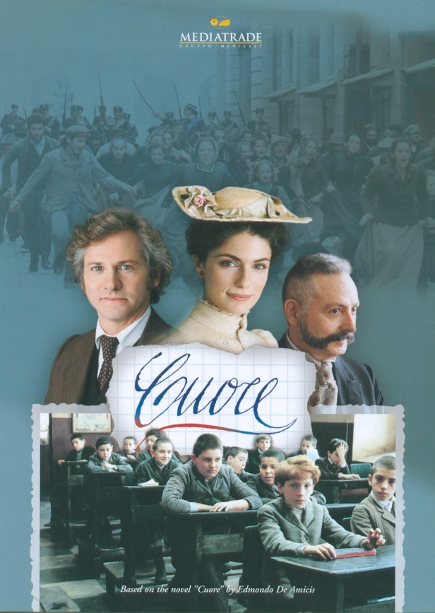 Cuore poster